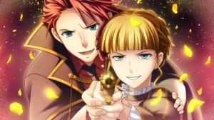 Yasu and Battler