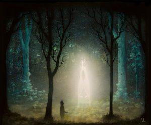 Скиталец лесов Подземелья